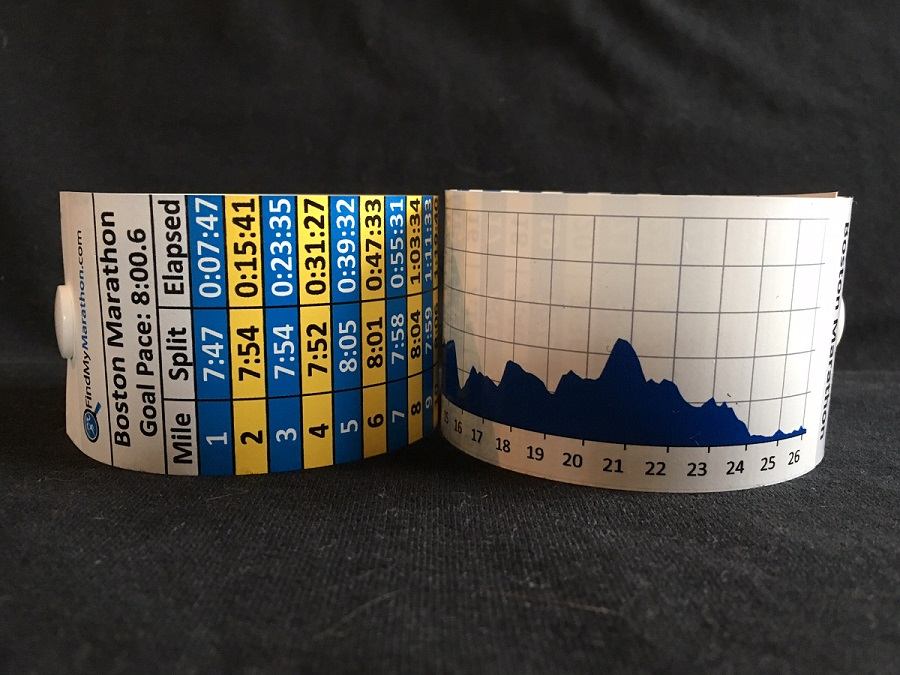 Pace and Elevation on the Same Band